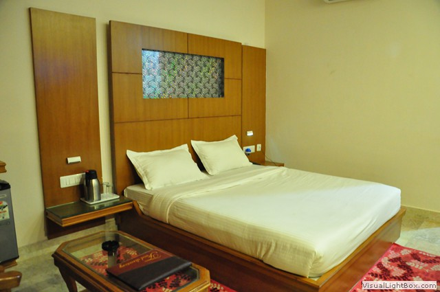 AC Room at Basera Brij Bhoomi